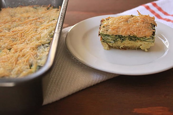 Healthy And Easy Breakfast Recipe Quinoa Egg Bake