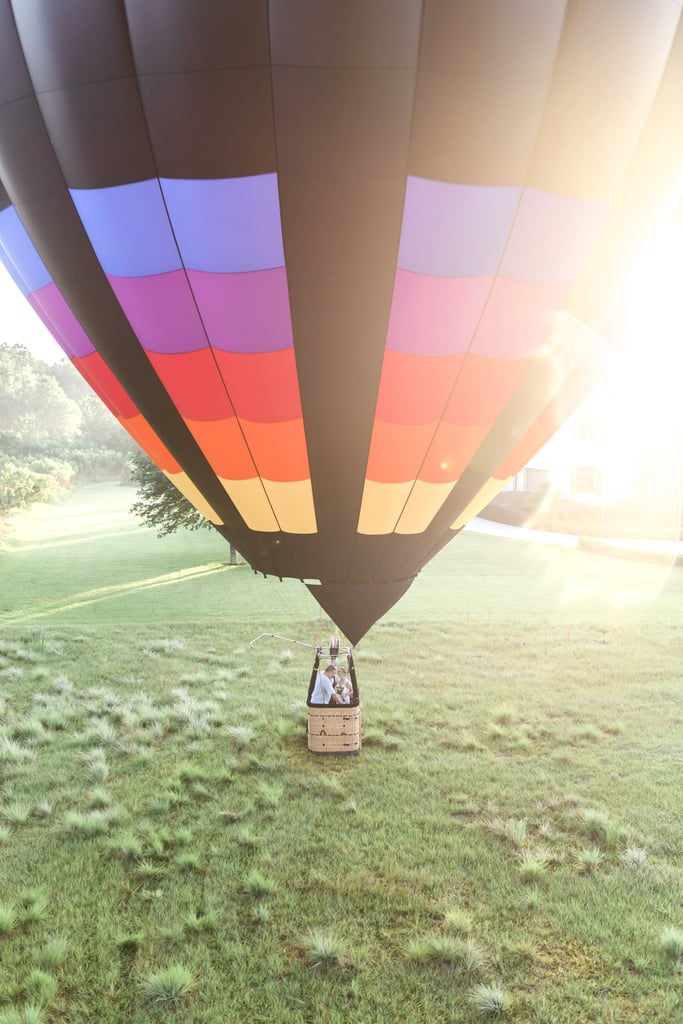 Hot Air Balloon Sex