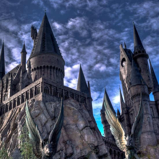 Virtually Ride Harry Potter & the Forbidden Journey Video