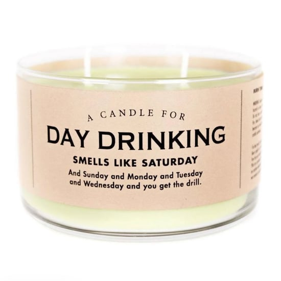 This Day Drinking Candle Is Mojito Scented