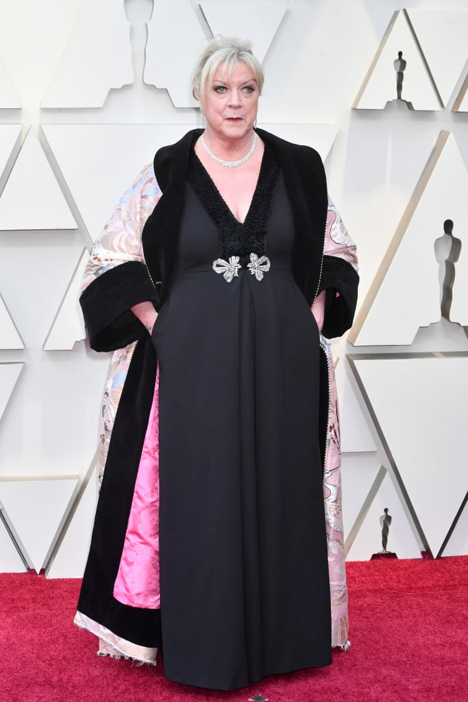 Ceci Dempsey at the 2019 Oscars