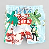Where's Waldo? fans will adore Vilebrequin's limited edition swim trunks ($145) featuring the beloved striped character.