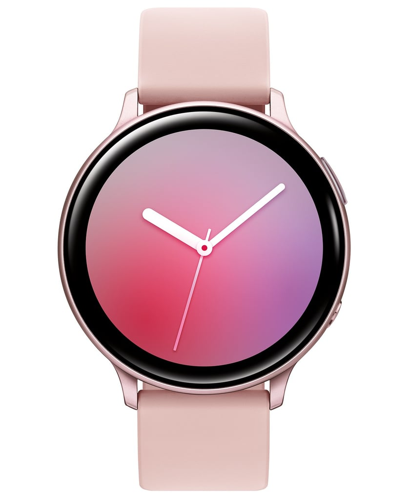 Samsung Galaxy Active 2 Blush Silicone Strap Touchscreen Smart Watch