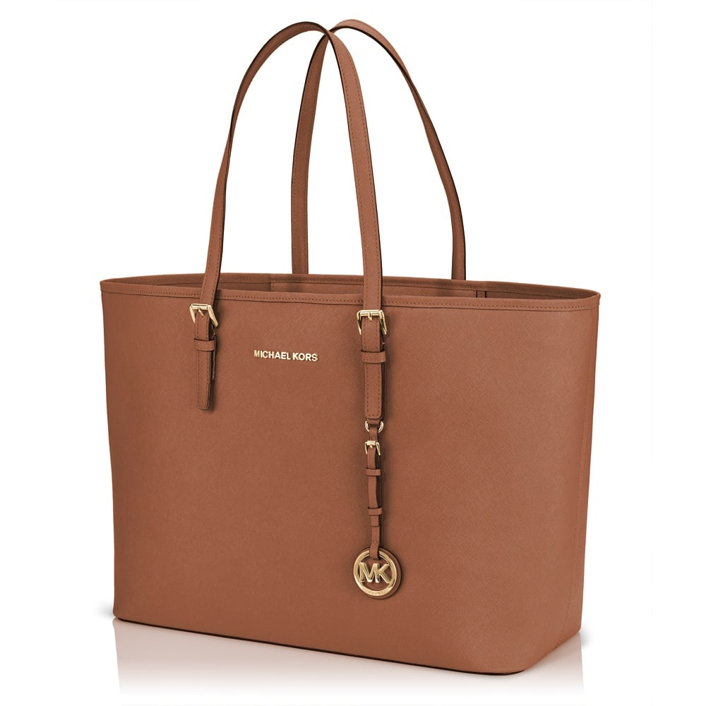 Michael Kors Jet-Set Zip Tote
