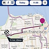 Routes in Real Time — or Later Time