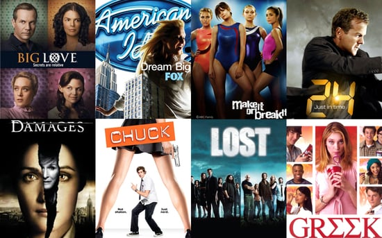 Returning TV Shows in 2010