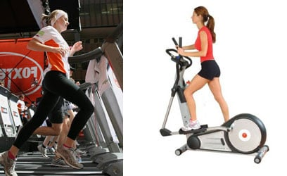 Which Do You Prefer: Treadmill or Elliptical?
