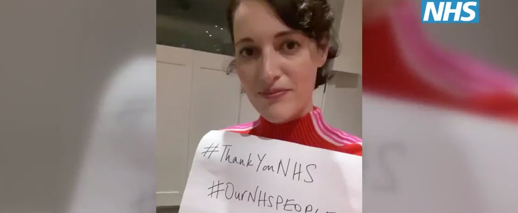 British Celebrities Thank NHS in Heartwarming Video Tribute