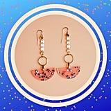 Missy Elliott-Inspired Drop Earrings