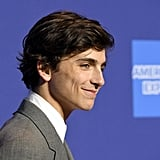 I probably would've done a lot better in maths class if I used Timmy's jawline as my own personal protractor. That's probably a solid 107-degree angle right there, right?
