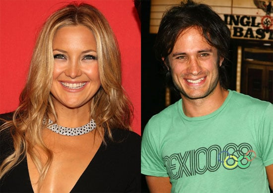 Kate Hudson and Gael Garcia Bernal, Earthbound, Movies