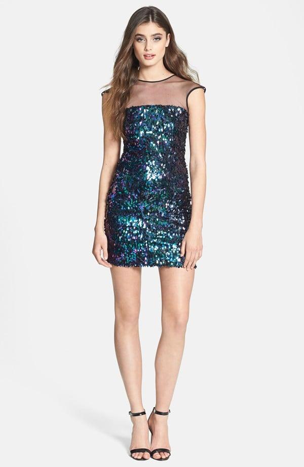 Dress the Population Aubrey Sequin Body-Con Dress ($188)