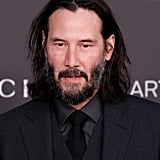Keanu Reeves at the 2019 LACMA Art + Film Gala
