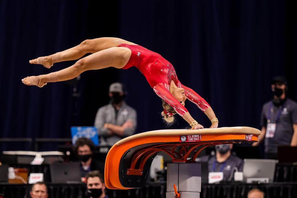 Individual US Olympic Gymnastics Spot: MyKayla Skinner