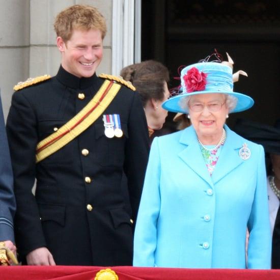 Queen Elizabeth II's Consent For Harry and Meghan's Wedding