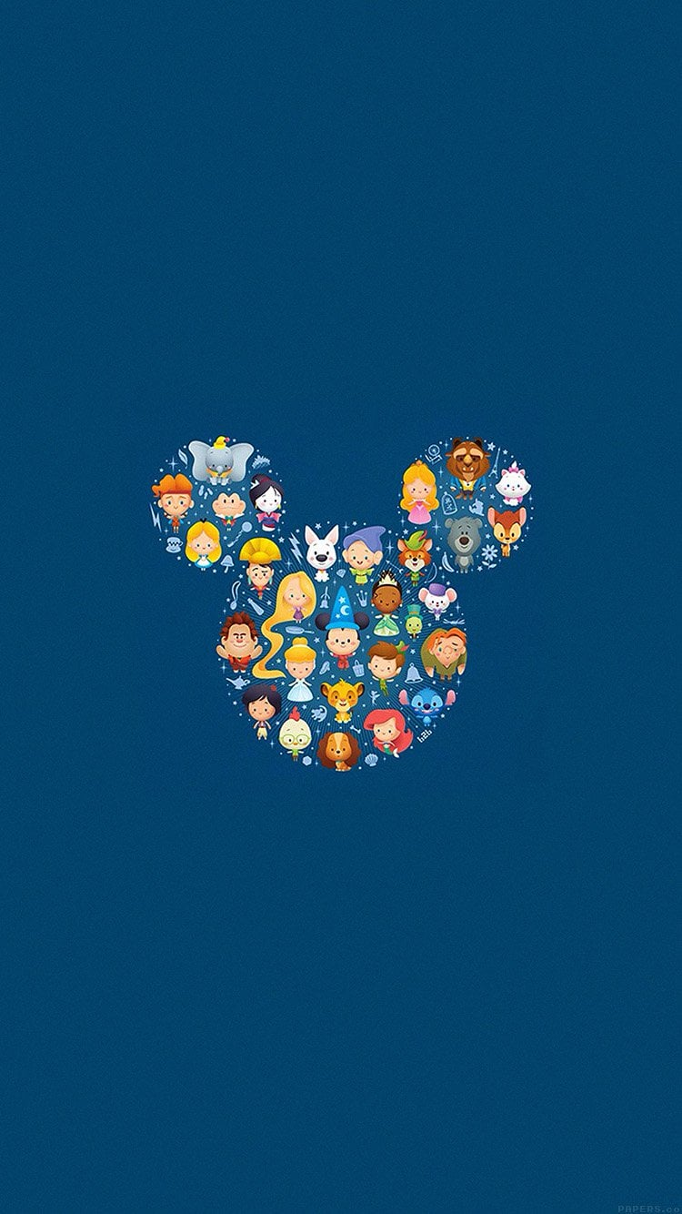 Disney Characters Wallpaper 33 Magical Disney Wallpapers For Your Phone Popsugar Tech Photo 6