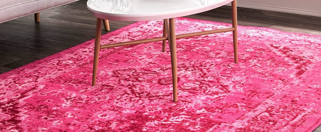 Best Pink Rug on Amazon