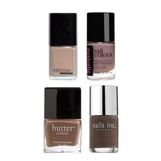 OPI Over The Taupe Nail Polish and Other Taupe Nail Polish