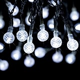 BUY: Kmart Battery Operated Berry String Lights, $6.00