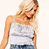 Glassons Ruched Silky Cami ($29.99)