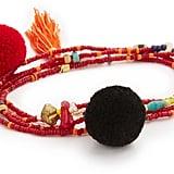 Tai Tassel Bracelet / Necklace ($95)