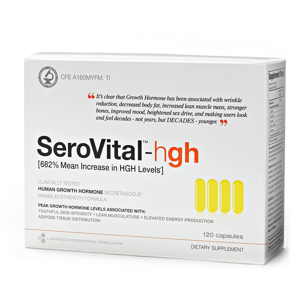 Serovital and Unilastin All Supplements, 30 percent off ($55-$69, originally $79-$99)