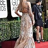 Sofia Vergara's Zuhair Murad Dress at the 2017 Golden Globes