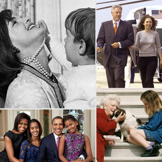 In Honor of President's Day, a Look Back at Kids in the White House