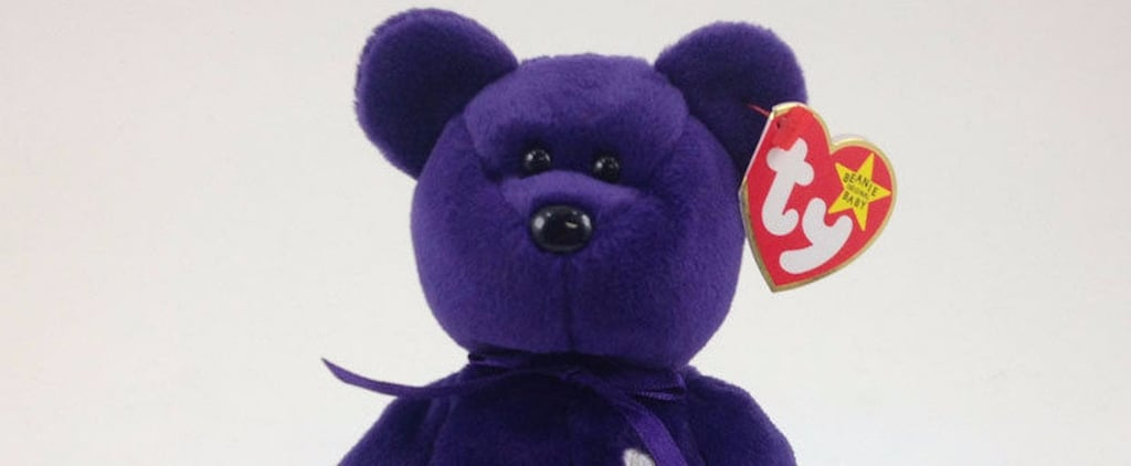 The Truth About How Much Those Princess Diana Beanie Babies Are Really Worth