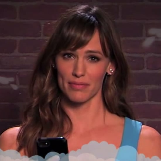 Jennifer Garner Reads Mean Tweets on Jimmy Kimmel Live