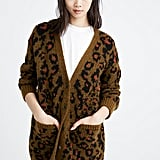 Madewell Jungle Cat Cardigan Sweater