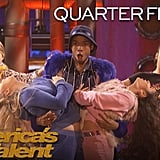 The PAC on America's Got Talent: Quarter Finals