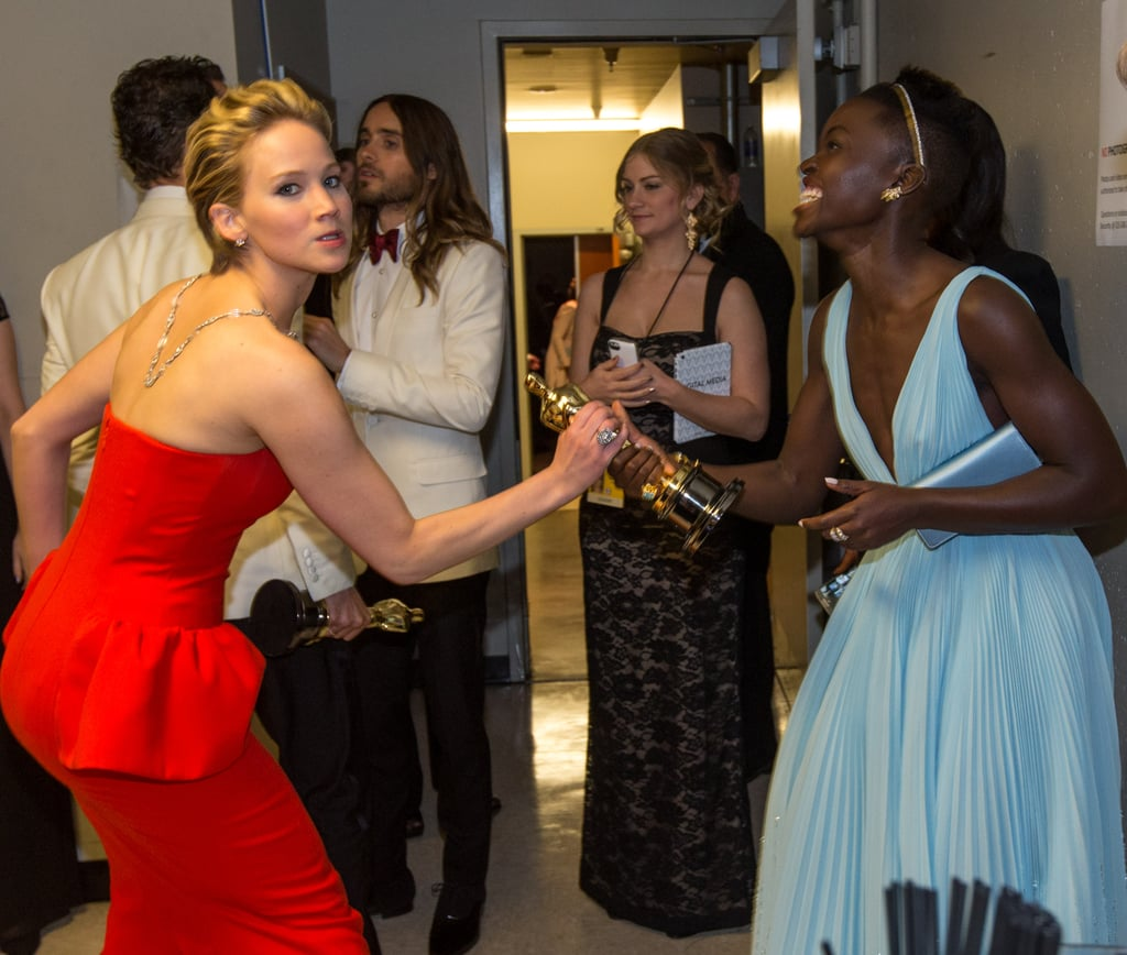 When Jennifer Tried to Steal Her Oscar