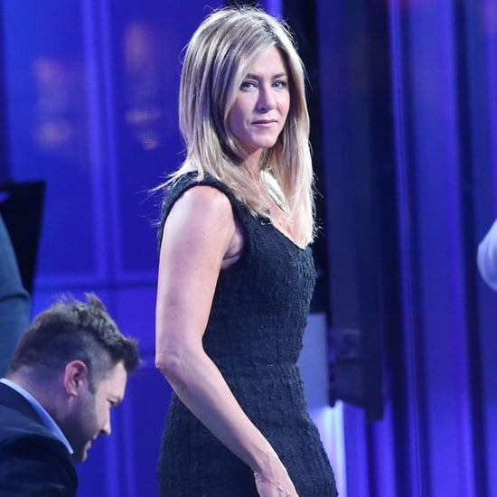 Jennifer Aniston on The One Show November 2016