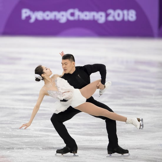 Team China Pairs Free Skate to Star Wars Theme Songs