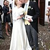 Franziska Balzer's Wedding Dress