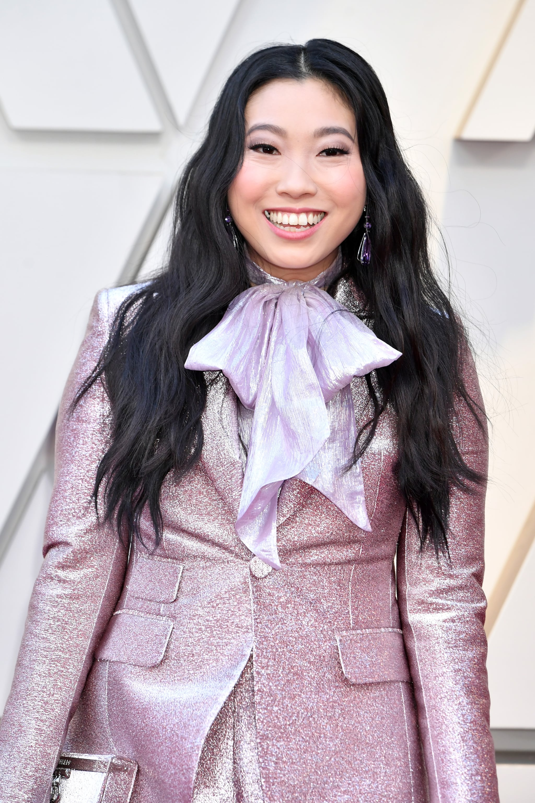 HOLLYWOOD, CA - FEBRUARY 24:  Awkwafina attends the 91st Annual Academy Awards at Hollywood and Highland on February 24, 2019 in Hollywood, California.  (Photo by Jeff Kravitz/FilmMagic)
