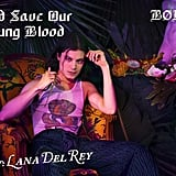 """""""God Save Our Young Blood"""" by Børns feat. Lana Del Rey"""