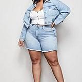 Good American Aline Shorts