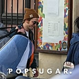 Robert Pattinson and FKA Twigs in Paris | Pictures