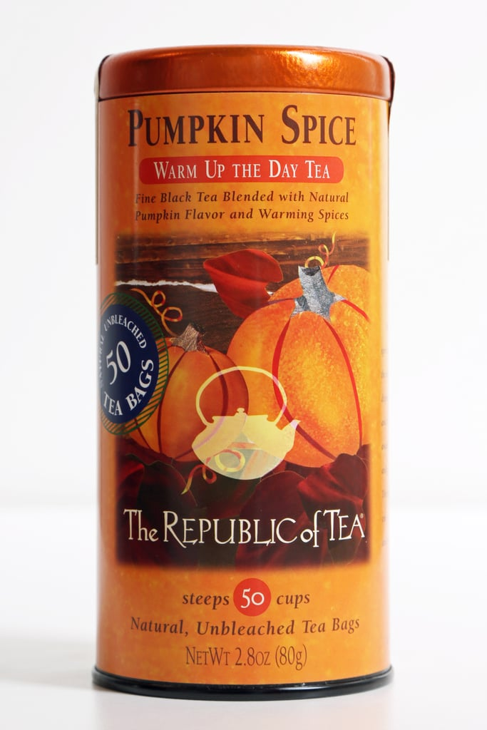Republic of Tea Pumpkin Spice Black Tea