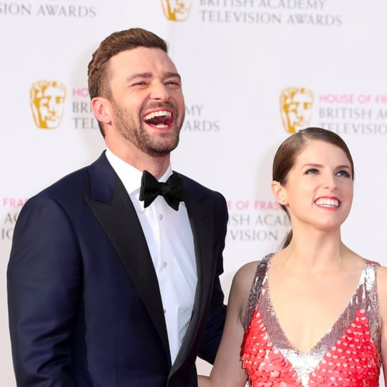 Justin Timberlake at the BAFTA Television Awards 2016