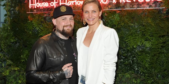 Benji Madden's Birthday Message For Cameron Diaz Is Pretty Perfect