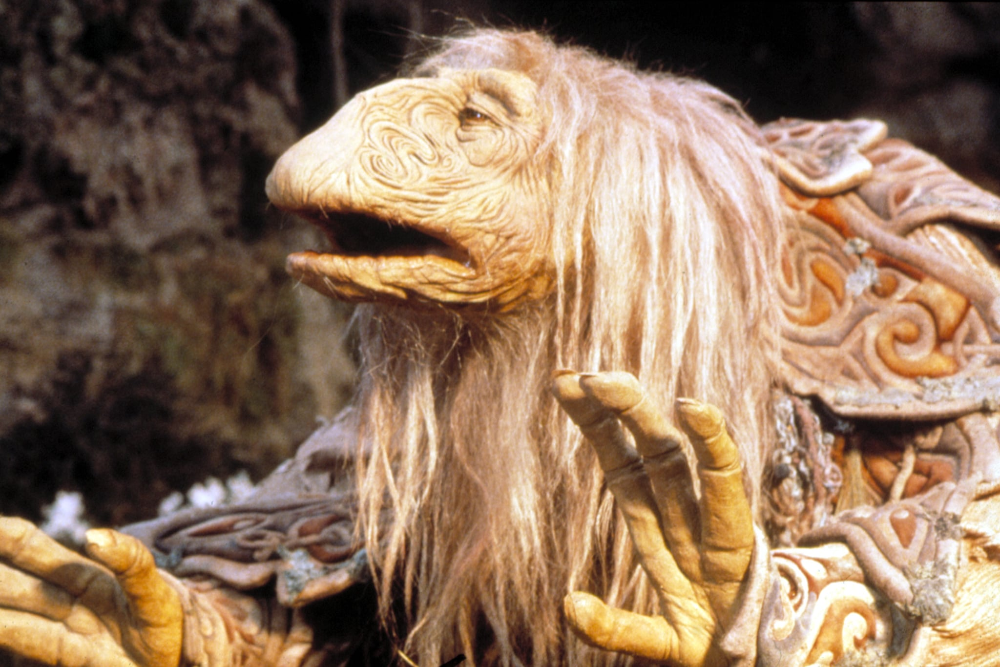 DARK CRYSTAL, urZah the Ritual Guardian mystic, 1982, (c) Universal/courtesy Everett Collection