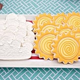 Cloud and Sun Cookies