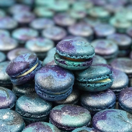 Galaxy Macarons Recipe