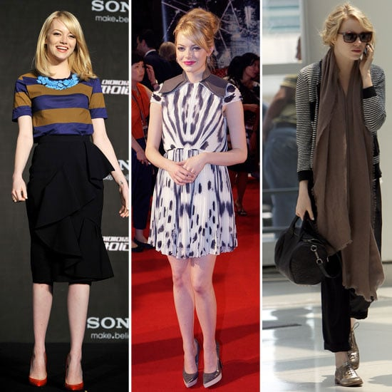 A Week Of Chic With Emma Stone See Her Latest Red Carpet