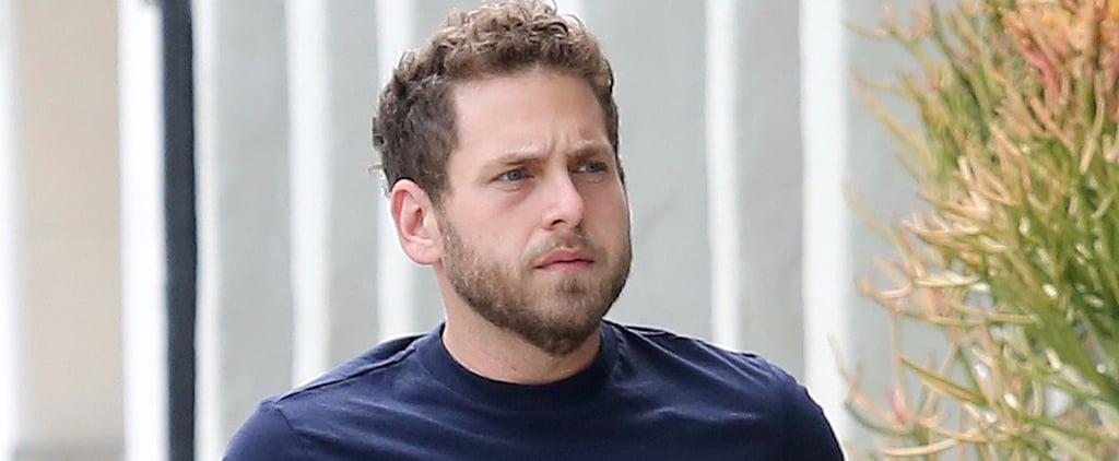 Jonah Hill Is Damn Near Unrecognizable While Showing Off His Biceps in NYC