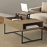 Weybridge Lift-Top Coffee Table in Walnut