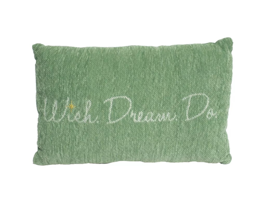 Disney Princess x POPSUGAR Tiana Decor Pillow